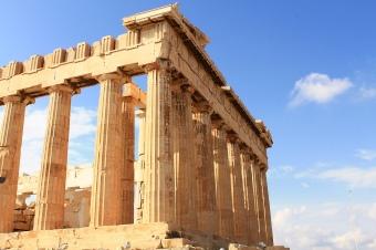 Athens and Sounio