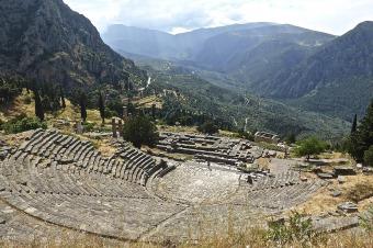 Delphi and St Lucas